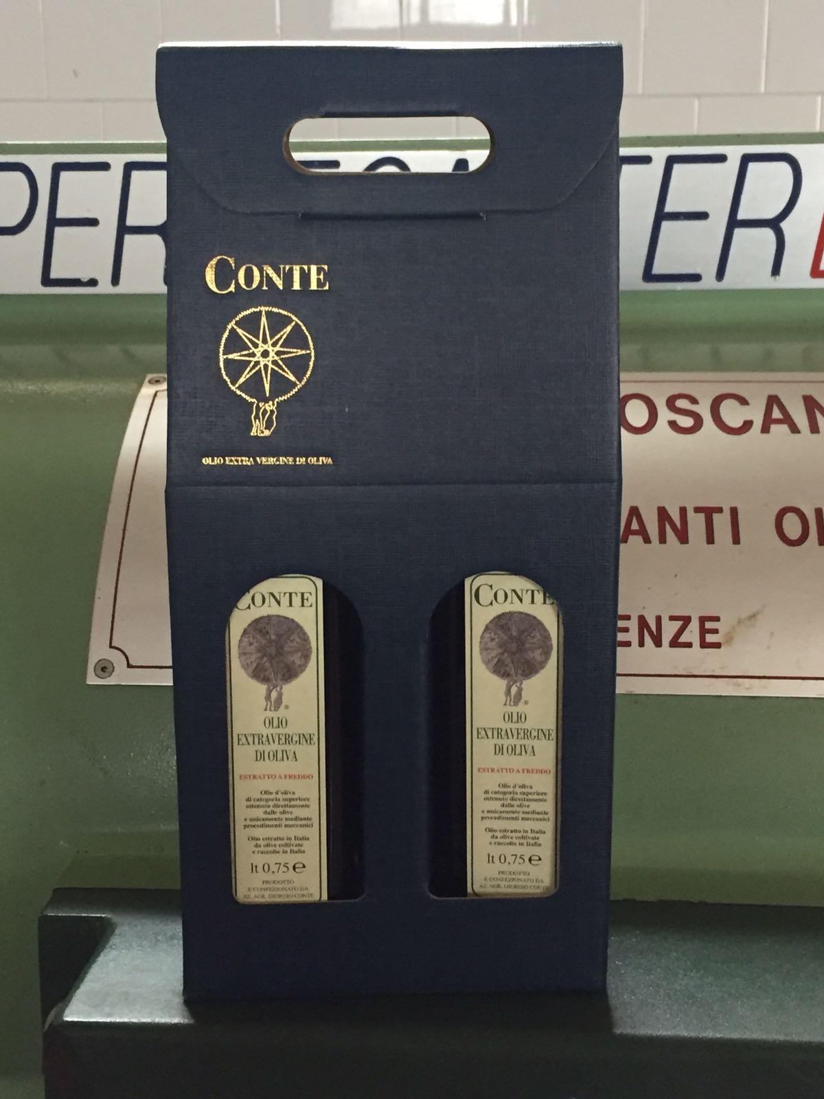 confezione regalo da due bottiglie