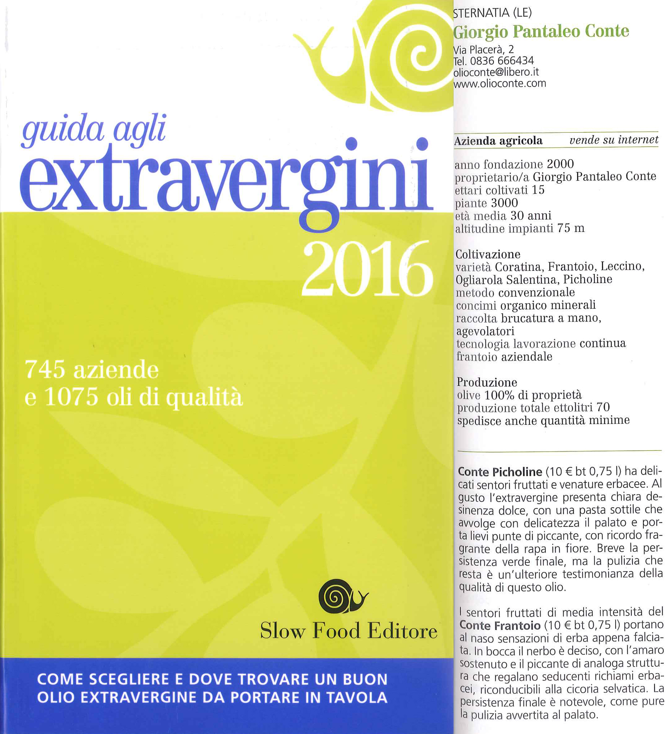 guida slow food 2016